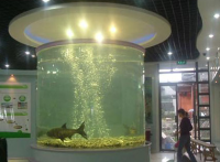 深圳*海水魚缸*定做魚缸公司