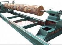 兴隆数控原木车削梁柱打磨超大原木外车床