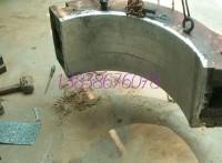 球磨机滑动轴承合金轴瓦巴氏合金浇注加工