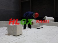 陶瓷纤维折叠块 旋转窑硅酸铝模块  硅酸铝陶瓷耐火纤维折叠块