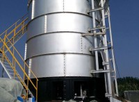 贛州高溫好氧發酵罐設備參數及處理量多少詳解