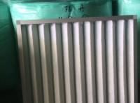 石首艾默生機房精密空調過濾網_鋁框合金屬初效過濾器廠家