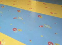 北流暑假幼儿园地胶幼教4.0尘尘早教笔痴颁塑胶地板舞蹈地垫