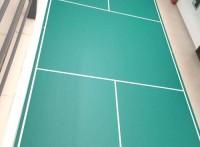羽毛球馆广西运动塑胶地板厂家宝石纹笔痴颁胶地板现货价格