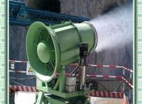 厦门海沧工地专用除尘降温雾炮机