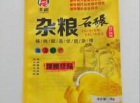 建平縣金霖包裝制品有限公司/定做生產五谷雜糧包裝袋,大米袋