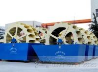 日產2000噸洗山沙設備多少錢一臺?WYL81