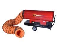 非洲猪瘟车辆消毒专用 燃油热风机 永备115kw热量