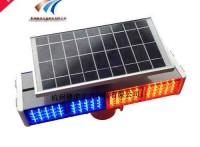 成都太阳能警示灯 led交通警示灯图片