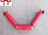 山東德邦工業生產輸送機托輥優惠批發槽型托輥連接片