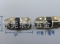 東莞首飾盒彈簧合頁 手表盒五金配件 戒指盒五金件