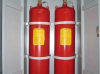 陜西圖書館、檔案室等消防滅火,柜式七氟丙烷滅火裝置(雙瓶組)