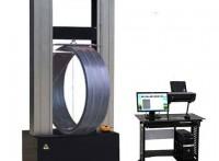hdpe雙壁波紋管環剛度測試機