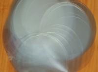 现货供应 离型膜PET离型膜 离型纸垫圈 防粘隔离垫片