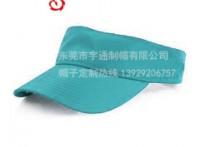 空頂帽定制工廠 東莞宇通制帽 質量認證 全棉運動空頂帽
