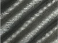 秋冬新上市廣德隆紡織服裝面料仿皮絨燙金條紋時裝布料外套褲料