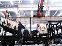铁矿石一段粗碎用的1200*1500颚破机产量JYX81