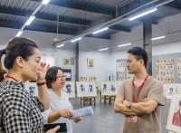 广州高考美术培训中色彩构图注意事项