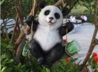 樊城區掛飾裝飾創意小考拉餐廳布置創意樹上仿真陽臺戶外熊貓吊飾