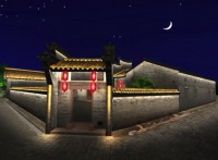 深圳LED亮化視頻效果圖設計公司