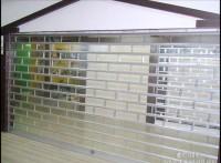 大兴区维修水晶卷帘门更换水晶卷帘门价格电动卷帘门安装