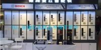 山東商用展示柜智能鎖具高科技產品展示柜定制