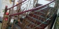 成都優美雅塑鋼欄桿鐵藝門窗