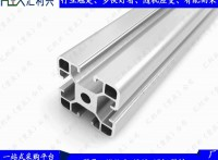 四川成都国标欧标4040铝型材批发价格倍速线摩擦线铝型材
