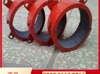 热销优质管道阻火圈 3c认证110型红色防火圈 隆泰鑫博