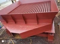 振动落砂机,铸件砂土清理设备,省时省力,量身定制河北