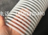 透明塑料无味软管食品级软管现货供应