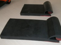 生产输送机专用裙边 双密封防溢裙板技术特点