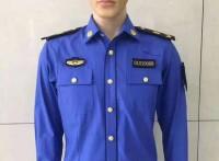 民政標志服  新民政服裝款式