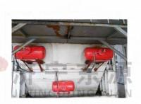 东源机械供应150L赫曼空气炮,南京赫曼原装破拱器