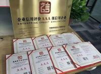 AAA企业信用认定的办理流程