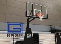 领先凯锐篮球架 快速装拆篮球架 广州篮球架 篮球架价格