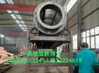高效耐用建筑工地圆振动筛垃圾铁矿石滚筒筛机
