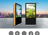 深圳兆裕星高清画质安全性高智能户外广告机
