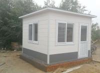 住人集装箱房 简易移动临时房 办公室 彩钢房 全新活动房
