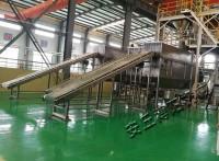 25kg淀粉自动拆袋机,密闭自动拆包机厂家