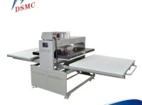 大山铭大型气动烫画机 数码烫图印画机 全自动剥胶压痕机