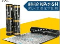 温州防水卷材 宏成耐根穿刺防水卷材 防水卷材价格