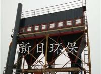 炭黑厂专用气箱式脉冲布袋除尘器