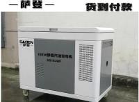 萨登十五千瓦静音|燃气发电机底价|优惠