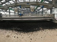太阳能污泥干化制砖系统