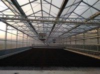 太阳能污泥烘干制纤维板系统