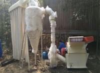 河南木材粉碎机视频、木材粉碎机锯末粉碎机、秸秆花生秧粉碎机