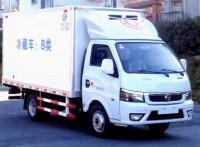 东风途逸国六冷藏车低价高配