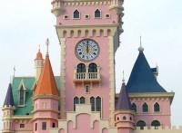 幼儿园塔楼时钟室外(户外)钟表户外大钟供应商康巴丝