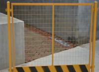 地铁施工基坑护栏 基坑安全围栏 基坑防护栏杆